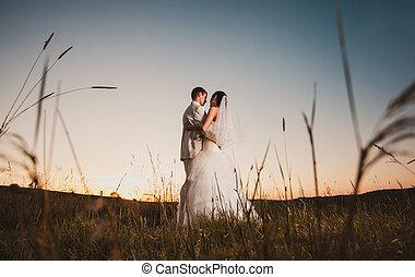 한 쌍 춤, 결혼식