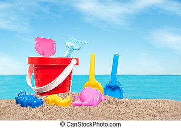 해변 장난감