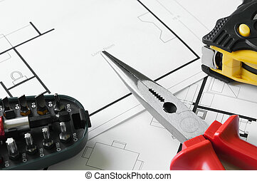 해석, 계획, 도구