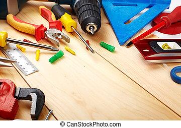해석, tools.
