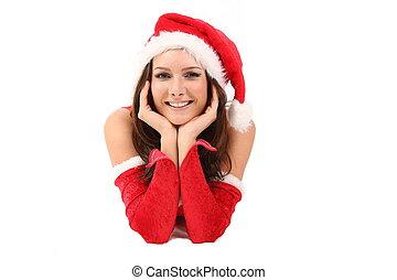 행복한 크리스마스, 숙녀