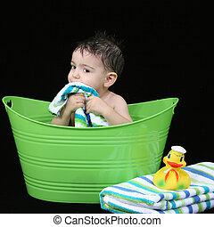 향료 목욕
