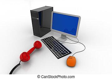 현대 기술, 개념