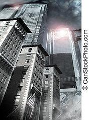 현대, 도시