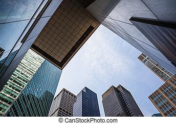 현대, 맨해튼, 건축술