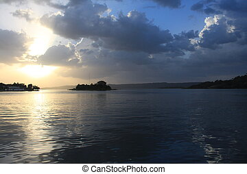 호수, peten, 과테말라