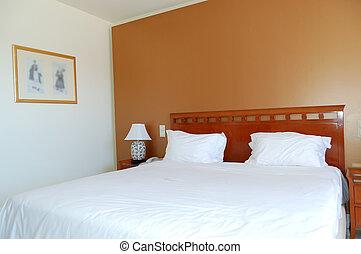 호텔, crete, 아파트, 사치, 그리스