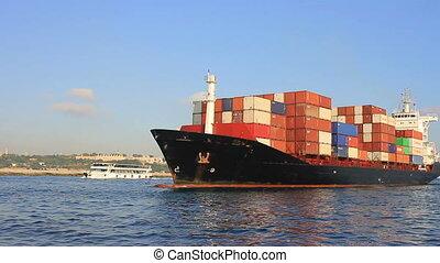 화물 수송 배
