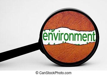 환경, 개념