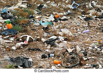 환경, 오염