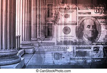 회계, 와..., 재정
