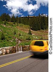휴가 여행, 로키 산맥, np