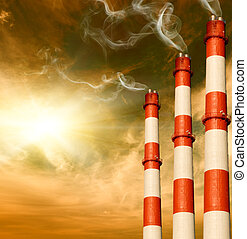 힘, plants., 지구 온난화, 개념
