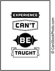 -, être, expérience, enseigné, can't, typographique, affiche...