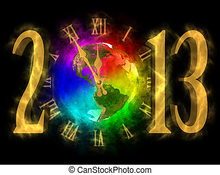 - , έτος , καινούργιος , αμερική , 2013, ευτυχισμένος