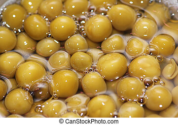 -, 豌豆, 是, 背景, 使用, 能, 水