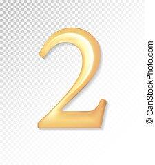 -, 金, 2., eps, ベクトル, 3d, コレクション, mesh., マット, 10, 使うこと, 2, 数