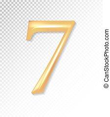 -, 金, eps, ベクトル, 3d, コレクション, srven, マット, 7., mesh., 10, 使うこと...