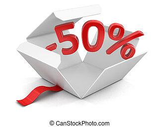 -50%, ακάλυπτη θέση αμπαλάρισμα