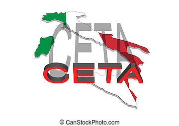 -, accord, italie, économique, comprehensive, ceta, commercer, carte