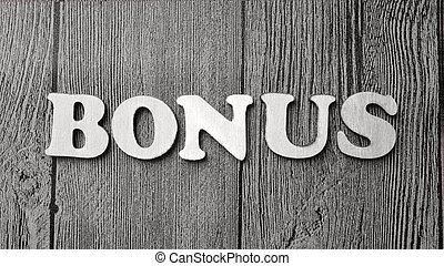 Las Palabras De Incentivo Significan Recompensas Adicionales