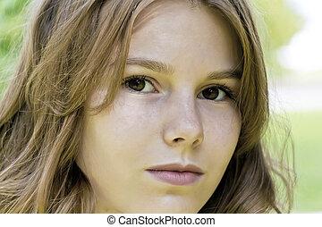 Mädchen hübsch jährige 14 14 Jähriges
