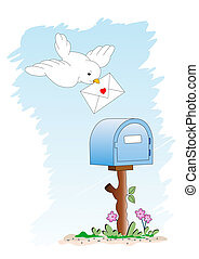 -, caixa postal, you\\\'ve, mail..., ter