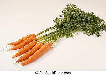 -, cenouras, karotten
