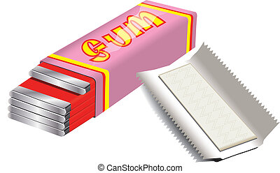 chewing gum clipart and stock illustrations 1 187 chewing gum rh canstockphoto com gym clipart gym clip art images