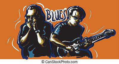 blues clip art vector graphics 1 409 052 blues eps clipart vector