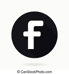 facebook illustrations and clipart 1 739 facebook royalty free rh canstockphoto com facebook clipart like facebook clipart png