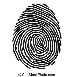 fingerprint illustrations and clip art 10 063 fingerprint royalty rh canstockphoto com fingerprint analysis clipart fingerprint clip art vector