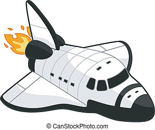 space shuttle clipart and stock illustrations 14 325 space shuttle rh canstockphoto com space clip art commercial free space clip art free download