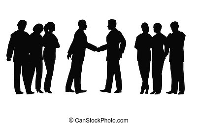 meeting stock illustrations 128 792 meeting clip art images and rh canstockphoto com conference clipart free clipart conference call