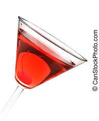 -, cocktails, roos, verzameling