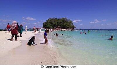 -, destination, voyage, tup, plage, île, thaïlande