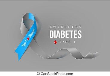 alfileres y cintas para diabetes tipo 1