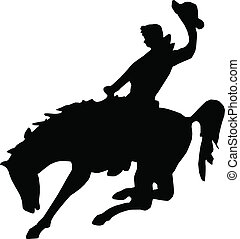 rodeo clip art and stock illustrations 4 505 rodeo eps rh canstockphoto com rodeo clipart free rodeo cowboy clipart