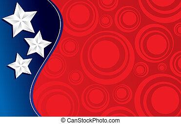 Patriotic clip art and stock illustrations 156729 patriotic eps patriotic background voltagebd Choice Image