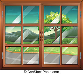 window clipart and stock illustrations 185 367 window vector eps rh canstockphoto com windows clip art images windows clip art free download