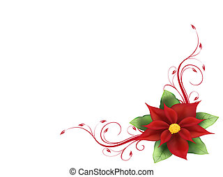 poinsettia illustrations and clipart 5 558 poinsettia royalty free rh canstockphoto com free clipart poinsettia flowers free clipart poinsettia flowers
