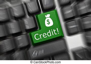 -, effect), krediet, (zoom, toetsenbord, conceptueel