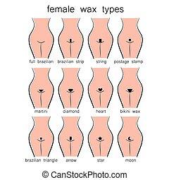 Bikini wax clipart pics 343