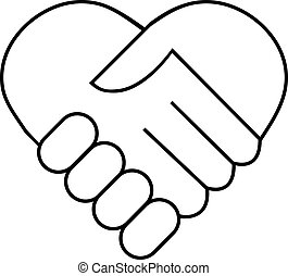 shake hands illustrations and clipart 14 317 shake hands royalty rh canstockphoto com clipart man shaking hands clipart shaking hands free