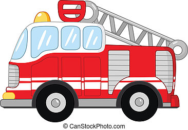 fire truck stock illustrations 4 914 fire truck clip art images and rh canstockphoto com fire engine clipart black and white fire engine clipart black and white