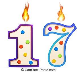 Nummer 50 Gold Nummer Kerzen Geburtstagstorte Kerzen Gold Glitter Nummer Kerze f/ür Geburtstag Hochzeitstag Festival Abschlussfeier Outdoor Aktivit/äten Nummer 30