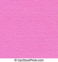 -, filc, struktúra, rózsaszínű, bubble-gum, szerkezet