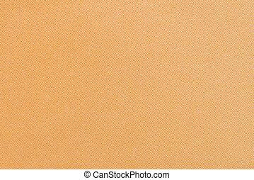 -, fondo., papel, textura, hoja, amarillo, kraft