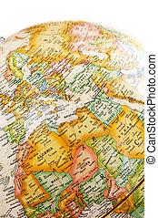 -, globe, méditerranéen