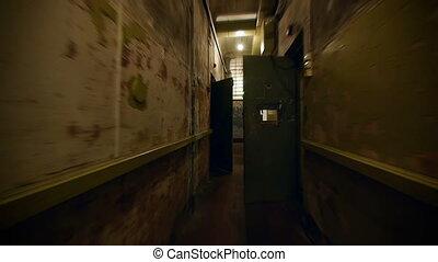 -, hd, couloir, prison